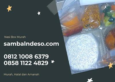 harga Nasi Kotak Tangerang