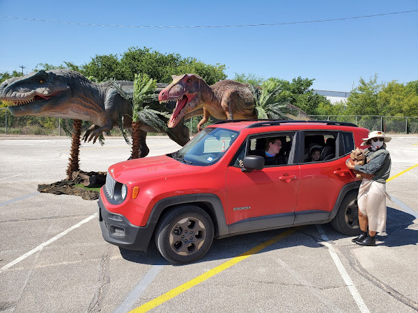 Coming to DTE Energy Music Theatre: Jurassic Quest