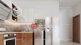 Thiết kế nội thất biệt thự phong cách kiến trúc hiện đại đẹp - Mã số NT4025 - Ảnh 2