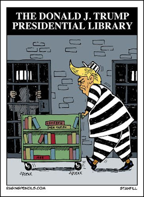 The new presidential library