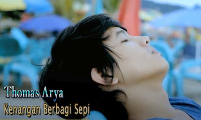 Lirik Lagu Pof Malaysia Thomas Arya - Kenangan Berbagi Sepi