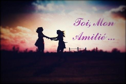 L'amitié est un trésor, dites le avec nos plus beaux poèmes