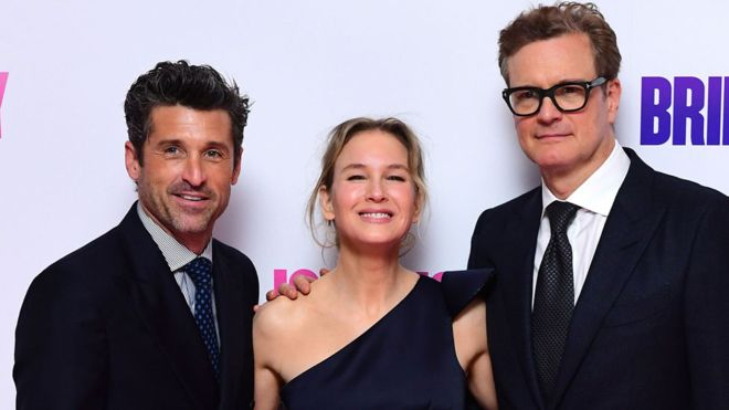 Bridget Jones's Baby gets warm reception from critics after premiere