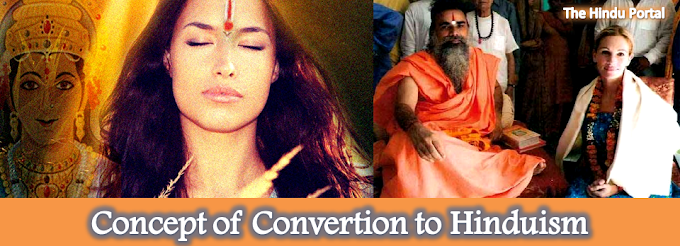 Concept of Embracing Hinduism