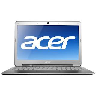 Spesifikasi dan Harga Laptop Acer Aspire S3
