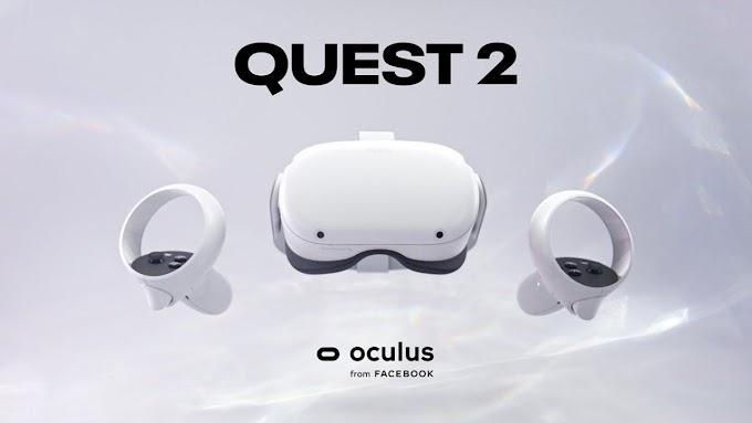 Sorteio de um Oculus Quest 2 Vr Headset
