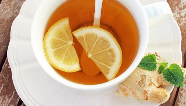 12 melhores benefícios do chá de limão e gengibre