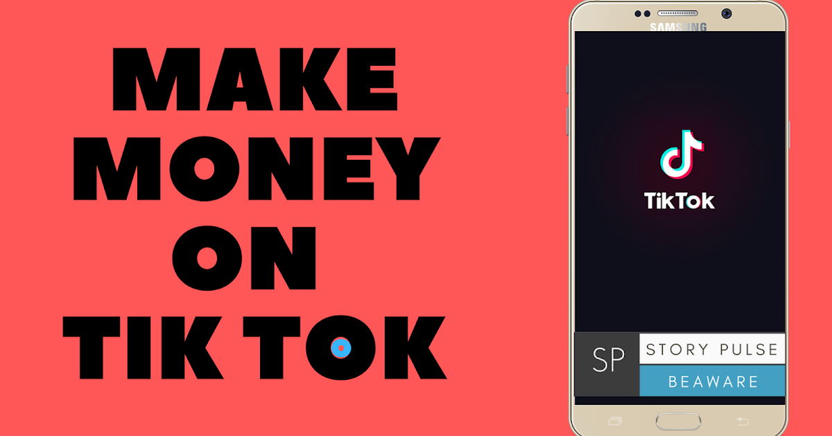 TT :  Comment gagner de l'argent avec Tik Tok (Guide du débutant) , influenceur