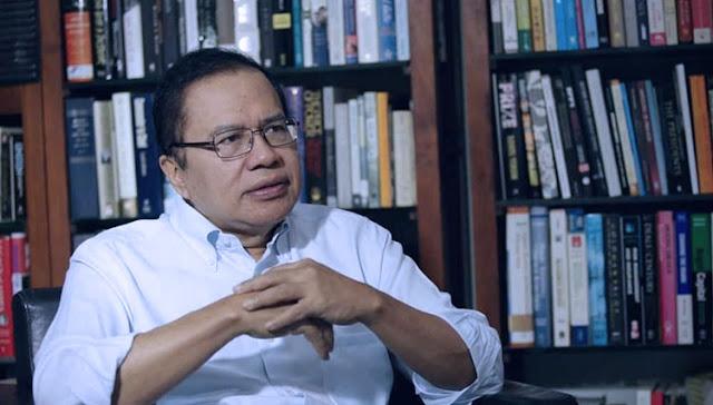 Rizal Ramli: Andai Jadi Presiden, Saya Hapus Omnibus Law, Habib Rizieq Cs Dilepas