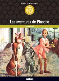 Las Aventuras de Pinocho de Carlo Collodi