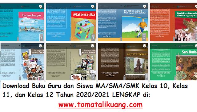 download buku guru dan siswa ma sma smk kelas 10 11 12 tahun 2020 2021 pdf tomatalikuang.com