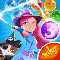 Bubble Witch 3 Saga v6.8.4 Apk Mod  [Vidas Infinitas]
