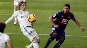 El Real Madrid-Eibar ya tiene fecha y hora