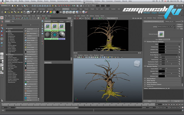 Autodesk Maya 2013 32 y 64 Bits