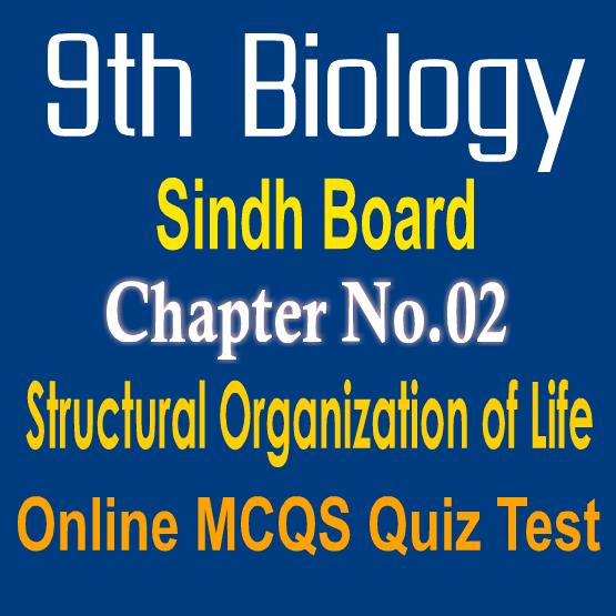 Sindh Board Bio Notes