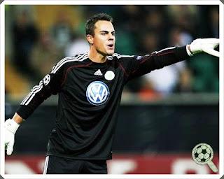 Diego Benaglio Wolfsburg