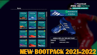 new bootpack 2021-2022