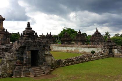 Wisata Kota Seribu Candi - Candi Ijo, Candi Plaosan dan Candi Ratu Boko