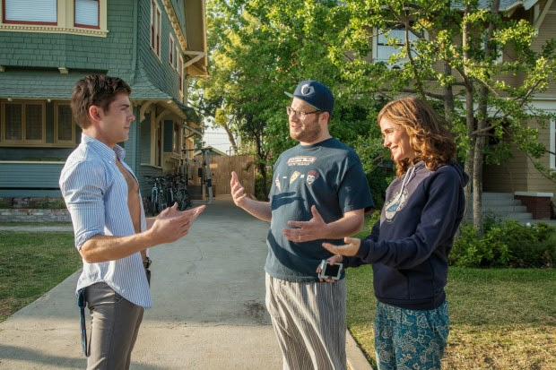 Neighbors Zac Efron Seth Rogen Rose Byrne