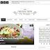 Chia sẻ template Food Blog làm trang ẩm thực