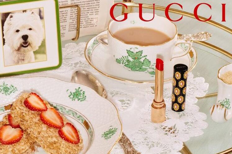 Gucci Rouge Brillant