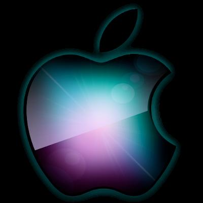 evolution logo apple