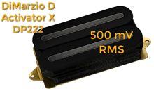DiMarzio Activator Salida 500 mV