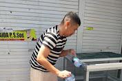 Camat Tempe Tidak Malu Jadi Pemulung Sampah Plastik