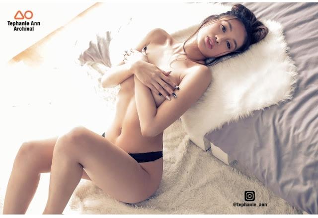 Tephanie Ann Archival tried modeling in Manila, shows Cebuana Beauty