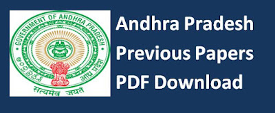 Andhra Pardesh Pevious Papers