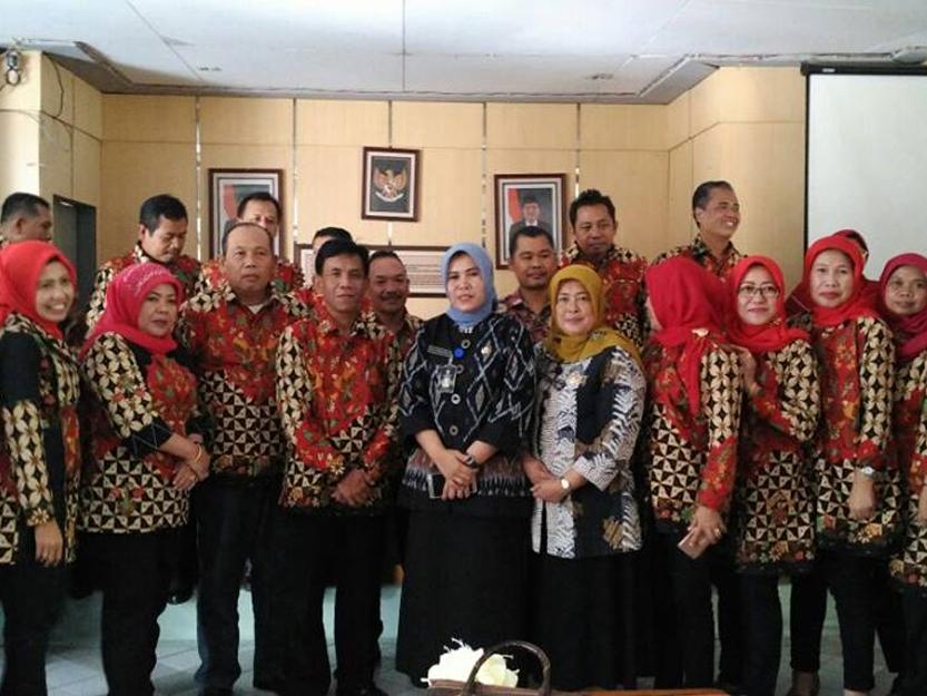 Studi Banding Disdik Malang ke Bandung