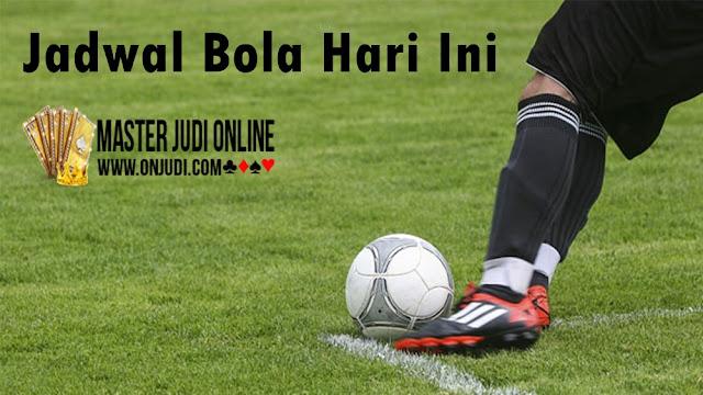 Jadwal Pertandingan Sepak Bola 19 - 20  Juni 2018