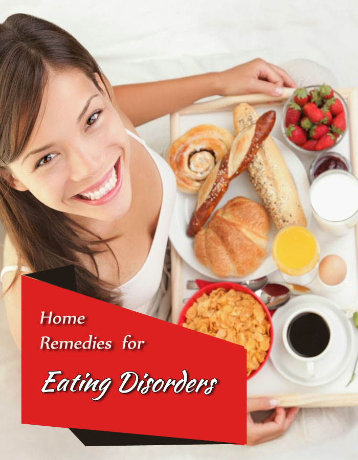 Home Remedies for Eating Disorders