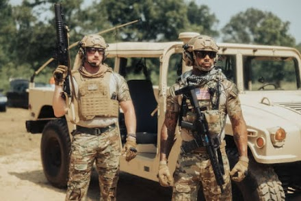 Soldados usam protetores de audição?