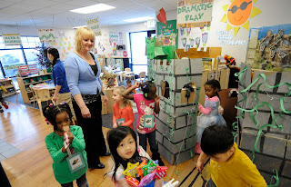 Keluhan Guru TK di luar negeri