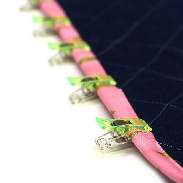 Neon Clips for Quilt Binding 2 (Ode to Notions on CQA)