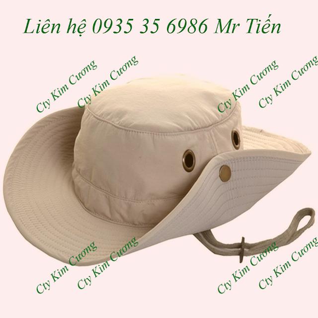 Thiết kế và tư vấn giải pháp may nón tai bèo, mũ tai bèo chất lượng cho khách hàng gần xa