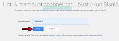 Cara Membuat Akun Bisnis Youtube Baru Agar Mudah Di Terima Adsense Youtube
