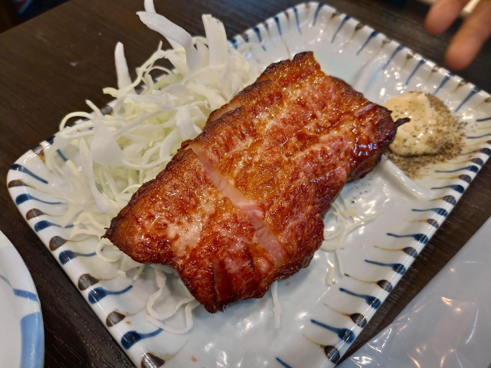厚切りベーコン串かつ・どて焼き壱番の元祖串かつがおすすめだったのでご紹介します!