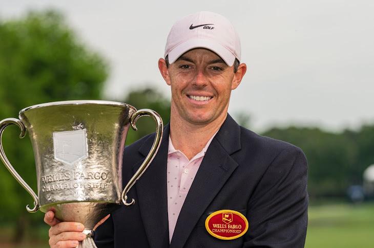 Rory McIlroy Wins Wells Fargo Championship