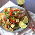 Five Spice Drunken Noodles Recipe