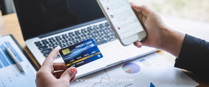 Những lợi ích của thẻ tín dụng