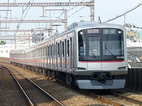 東急東横線 特急 渋谷行き 5050系