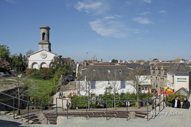 Iglesia San Guénolé, Concarneau