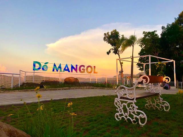 De Mangol Patuk Gunung Kidul Jogja