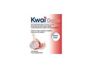 أقراص ثوم كواي KWAI Garlic