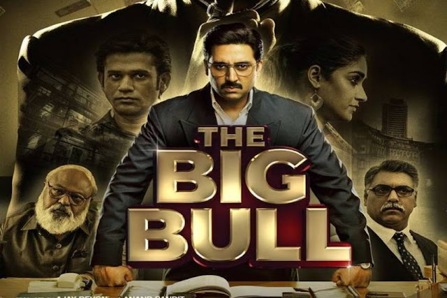 द बिग बुल ट्रेलर: नेटिज़ेंस की तुलना अभिषेक बच्चन और प्रतीक गांधी से की जाती है |
