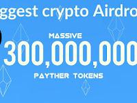 Biggest crypto Airdrop