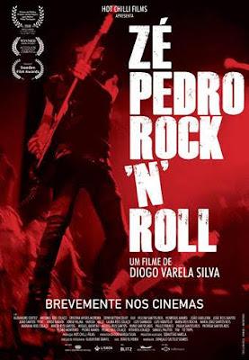 Apos Brilhar no DocLisboa, Zé Pedro Rock'n'Roll Chega Este Mês Aos Cinemas