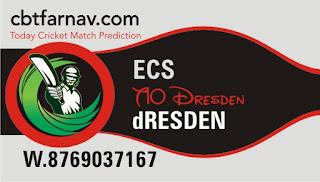 BSVB vs USGC Fantasy Cricket Match Predictions |USG Chemnitz vs BSV Britannia, ECS T10 Dresden Semi Final T10 Prediction
